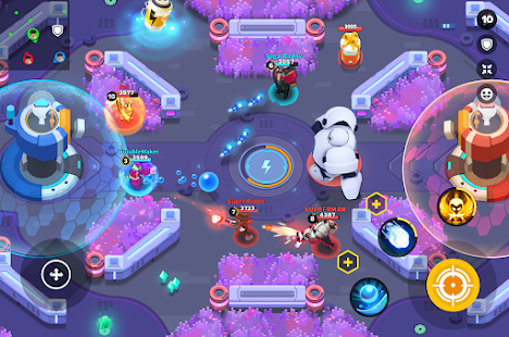 Heroes Strike - Modern Moba & Battle Royale 522 Screenshots 14