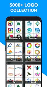 Logo Maker – Logo Creator MOD APK 1.0.43 (PREMIUM Unlocked) Generator & Designer 6