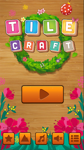 Tile Craft - Triple Crush: Puzzle matching game android2mod screenshots 2