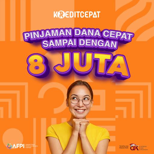 KreditCepat: Pinjaman Uang Dana Tunai Online Cepat Apkfinish screenshots 2