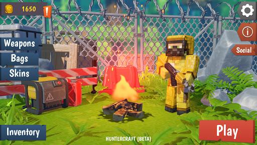 Huntercraft: Zombie Survival 1.1.0 screenshots 1