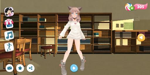 School Girls Dance 1.5 Screenshots 1