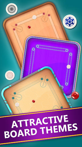 Carrom Disc Pool : Free Carrom Board Game 3.2 screenshots 3