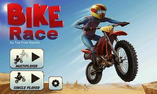 Bike Race Pro by T. F. Games  screenshots 1
