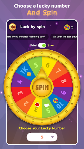 Spin ( Luck By Spin 2019 ) 15.7 screenshots 3