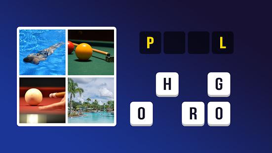 4 Pics 1 Word Quiz - 2021 Edition
