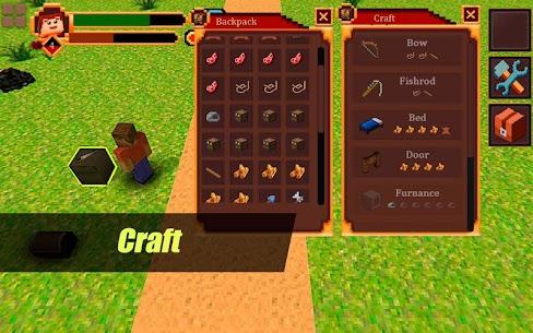 Survival Island : Primal Craft (MOD money) 3