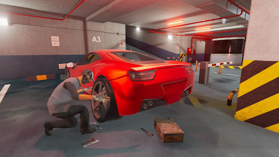 Car Thief Simulator - Fast Driver Racing Games Mod Apk