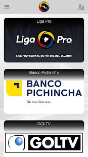 LigaPro Ecuador 1.0.7 Screenshots 6