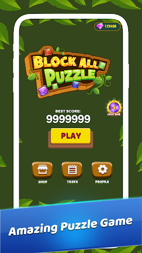 Block All Puzzle - Interesting And Free To Go  screenshots 1
