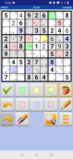 Sudoku 10'000 Pro apkslow screenshots 4