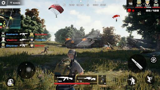 Critical strike : Gun Strike Ops - 3D Team Shooter apkpoly screenshots 3