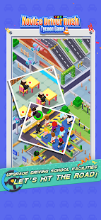 Novice Driver Rush – Tycoon Game 1.0.6 APK + Mod (Unlimited money) for Android