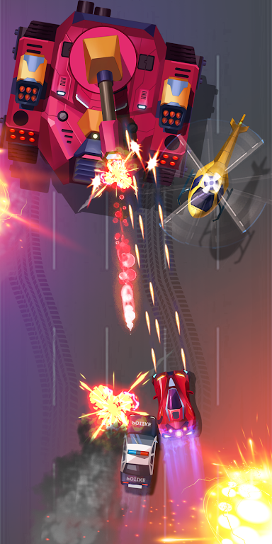 Fast Fighter: Racing to Revenge  poster 5