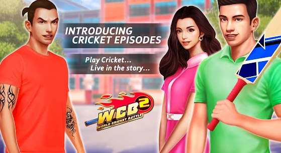 World Cricket Battle Mod Apk 2: Unlimited Money 4