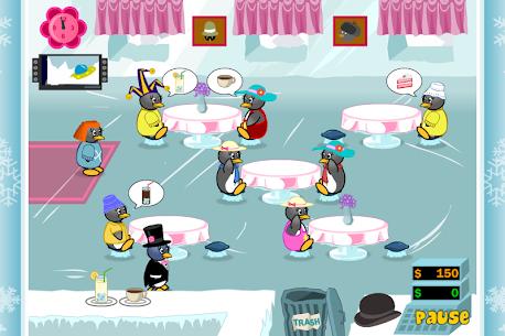 Penguin Diner 2 Mod Apk 1.1.12 (Unlimited Money) 3