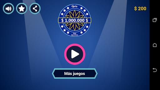 Millonario 2021 : Trivia Quiz Game apkdebit screenshots 1