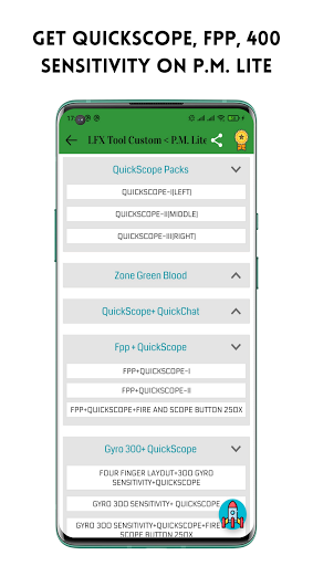 LFX Tool Custom- GFX Tool, IPAD View No Grass PUBG android2mod screenshots 6