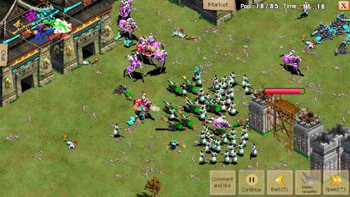 War of Empire Conquestuff1a3v3 Arena Game android2mod screenshots 7