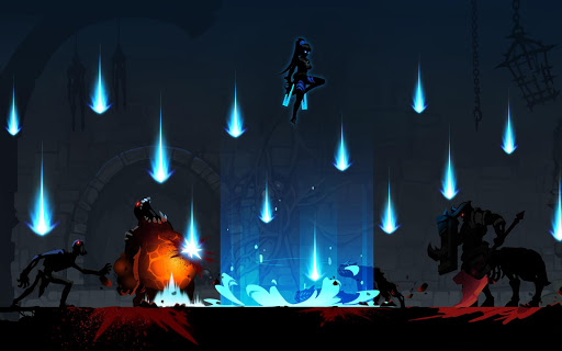 Shadow Knight Premium: Stickman & Fighting Game 1.1.312 screenshots 7