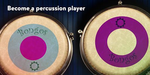 CONGAS & BONGOS: Electronic Percussion Kit apktram screenshots 10