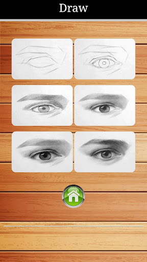 How to Draw Eyes Step by Step  Screenshots 7