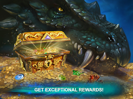 Blood of Titans: Quest & Battle Fantasy ccg 1.19 screenshots 10