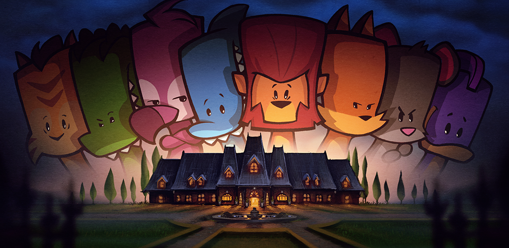 Suspects: Mystery Mansion  poster 0