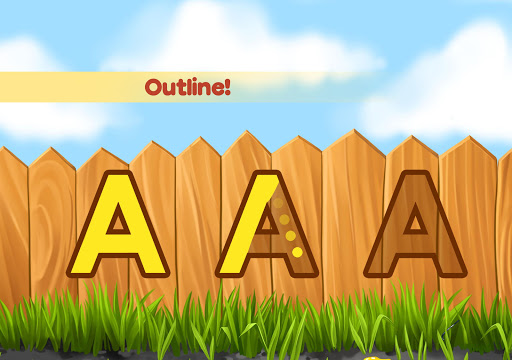 Alphabet ABC! Learning letters! ABCD games! 1.5.23 Screenshots 8