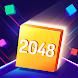 クラフティング キューブ - クラフティング 2048 - Androidアプリ
