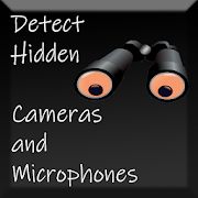 Detect Hidden Cameras and Microphones Simulator