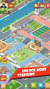 Sim Sports City Mod Apk- Idle Simulator Games (Unlimited Money) 6