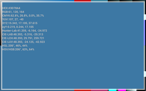 Color code For PC Windows (7, 8, 10, 10X) & Mac Computer Image Number- 21