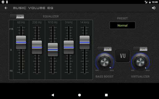 Music Volume EQ u2014 Equalizer, Amplifier, Bass Boost apktram screenshots 10