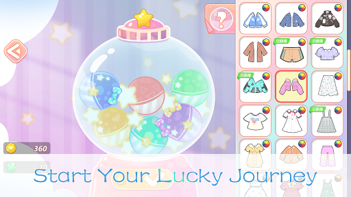 YOYO Doll - dress up games, avatar maker  screenshots 15