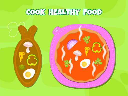 Yummies! Preschool Learning Games for Kids toddler  screenshots 15