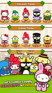 Hello Kitty Friends Screenshot