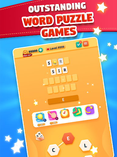 Wordly: Link Together Letters in Fun Word Puzzles apkmr screenshots 10