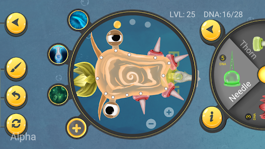 World of Microbes: Spore Evol Mod Apk (Unlimited Money/Unlocked) 6
