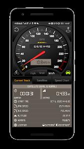 Speedometer GPS Pro 4.053 (Paid)