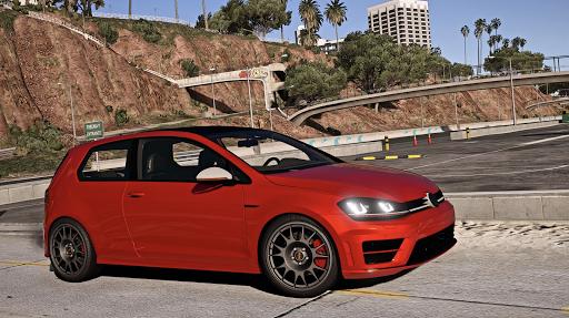Speed Golf GTI Parking Expert 3.1 screenshots 1