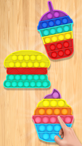 Pop It Fidget 3D  screenshots 4