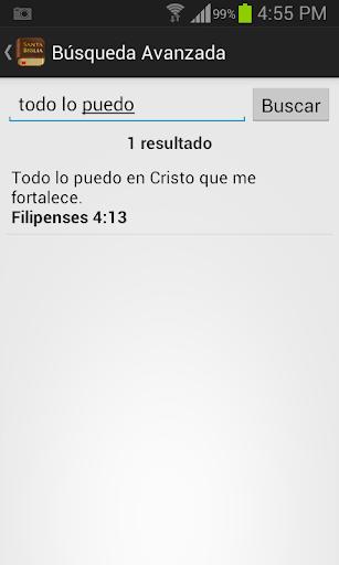 Santa Biblia Reina Valera  Screenshots 5