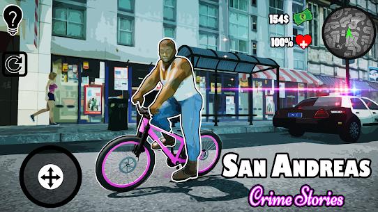 Free San Andreas Crime Stories Apk Download 2021 5