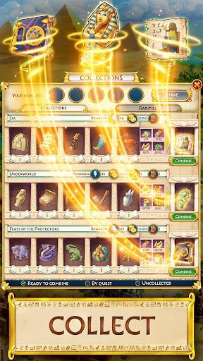 Jewels of Egypt: Gems & Jewels Match-3 Puzzle Game 1.9.900 screenshots 5