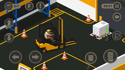 Forklift Extreme 3D screenshots 1