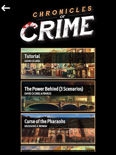 Chronicles of Crime 1.3.5 Screenshots 18