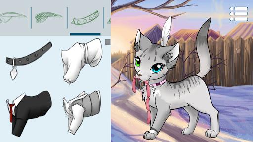Avatar Maker: Cats 2 apktram screenshots 16