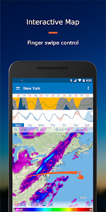 Flowx: Weather Map Forecast 3.330 (Pro) (Mod Extra)