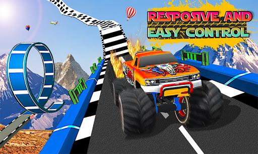 Race Off - stunt car crashing jumping racing game 3.1.1 screenshots 2